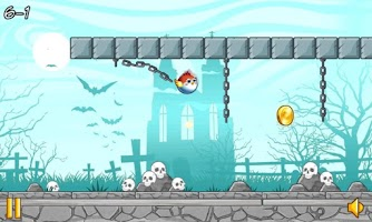 Screenshot of Ninja Bird