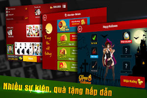 Screenshot of iWin Online - Game Bài 2015