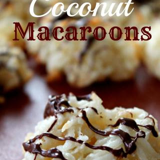Italian Macaroons Recipes