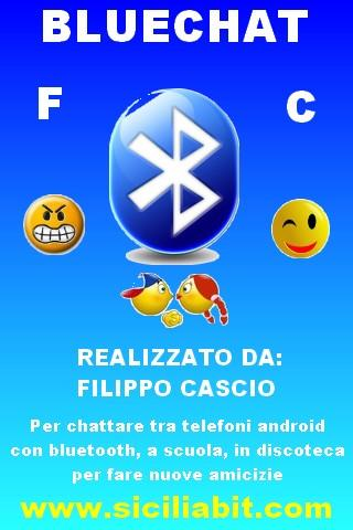 bluechat chat bluetooth