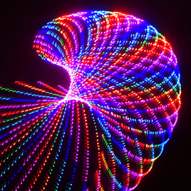 Skin tag by Jim Barton - Abstract Patterns ( laser light, skin tag, colorful, light design, laser design, laser, laser light show, light, skin, science )