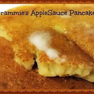 Apple Sauce Pancakes Recipes