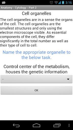 【免費醫療App】Anatomie - Zellenlehre-APP點子