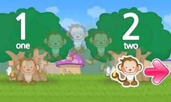 Screenshot of JUMP BABY-Numbers