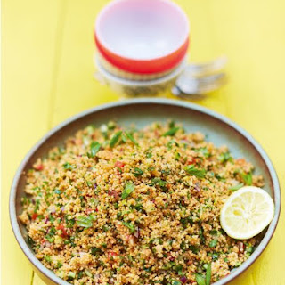 Parsley Mint Couscous Recipes