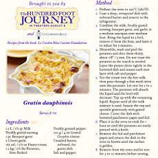 Scalloped Potatoes Recipe #100FootJourney #FoodieFriday