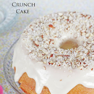 Louisiana Crunch Cake