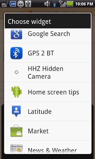 HHZ Hidden Camera
