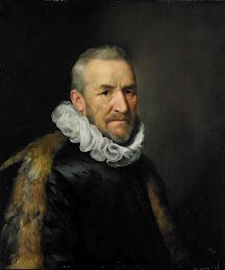 RIJKS: copy after Michiel Jansz. van Mierevelt: painting 1625