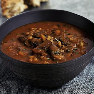 Carrot Onion Mushroom Soup Recipes
