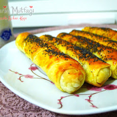 Crunchy Potato Borek