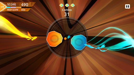 Entwined Challenge - screenshot