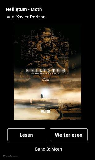 Heiligtum Band 3