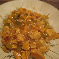Emeril's Chicken Etouffee