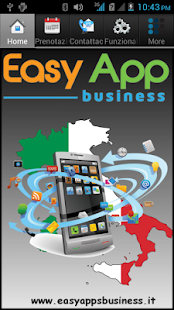 Easy Apps Business Italia - screenshot
