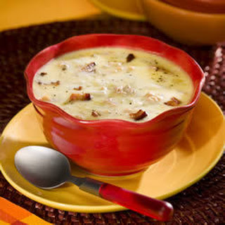 Bacon and Clam Chowder
