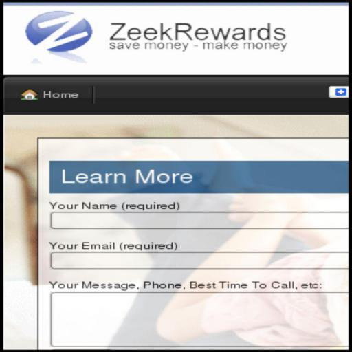Zeek Rewards LOGO-APP點子