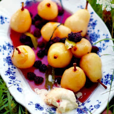 Perfect Poached Pears