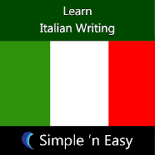 Learn Italian Writing