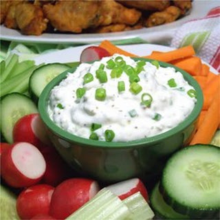 Cottage Cheese And Sour Cream Vegetable Dip Recipes