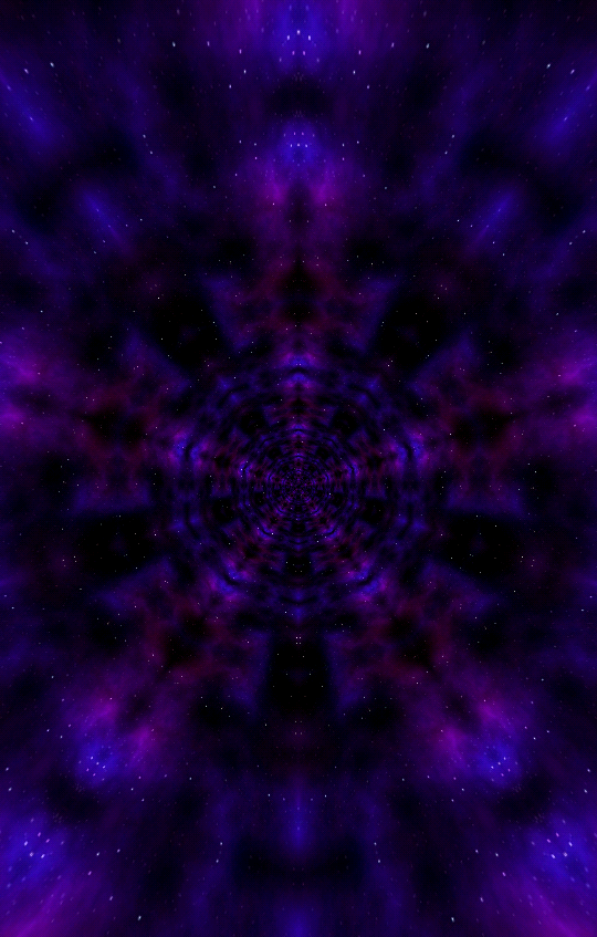Runner in the UFO - Visualizer Screenshot 2