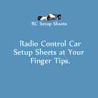 RC Setup Sheets icon