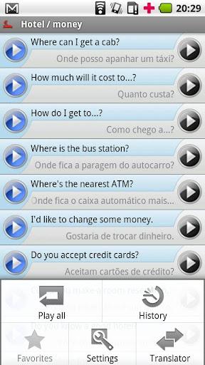 【免費旅遊App】English USA - Portuguese-APP點子