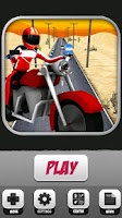 Screenshot of Motorcycle Racing Mayhem Free