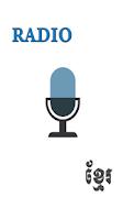 Screenshot of Radio Khmer