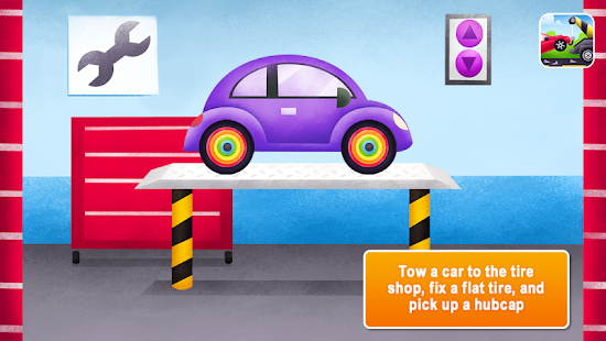 Trucks by Duck Duck Moose Screenshot