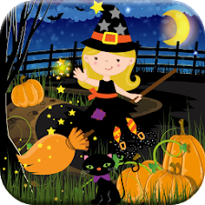 Halloween Girl Games