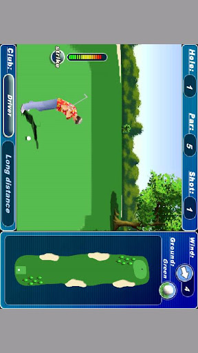 Golf Mania 3D
