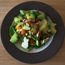 Avocado Apricot Salad