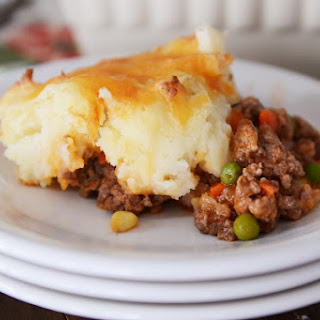 Shepherd Pie With Cheese Recipes