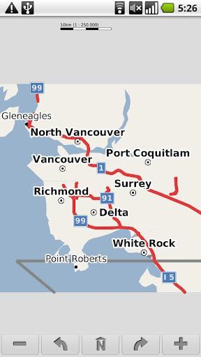 TravelBook Vancouver