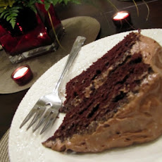 Salad Dressing Chocolate Cake