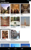 Screenshot of Venice Offline Travel Guide