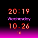 Neon LiveWallpaper Trial icon
