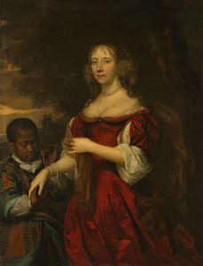 RIJKS: Jan Mijtens: painting 1668