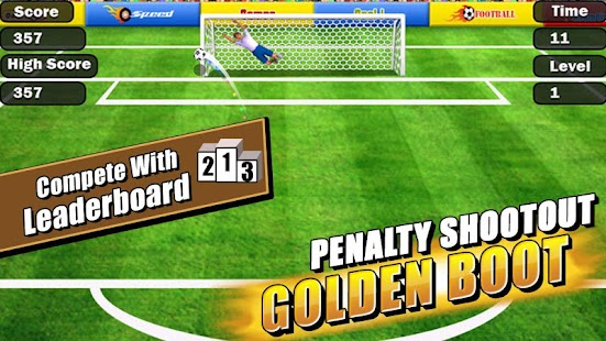 Penalty Shootout Golden Boot - screenshot