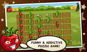 Screenshot of Garden Troopers - puzzle game!