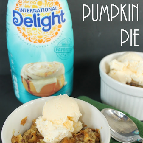 Slow Cooker Pumpkin Pie with @InDelight #ad