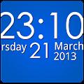 Simple Digital Clock Widget APK for Bluestacks
