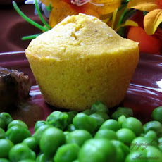 Spiced Corn Muffins