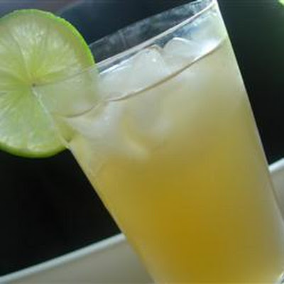 Sweet Lime Iced Tea