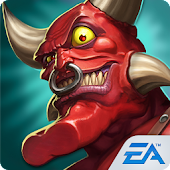 Game Dungeon Keeper version 2015 APK