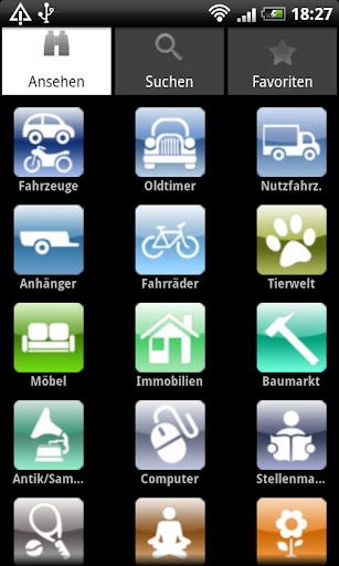kleinanzeigen for android screenshot