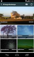 Screenshot of Climatempo
