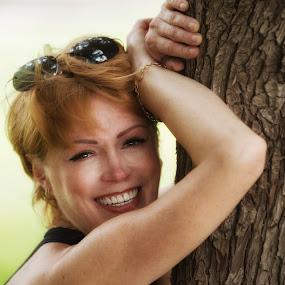 Smile!! by Cristobal Garciaferro Rubio - People Portraits of Women ( lady, beauty, smile )