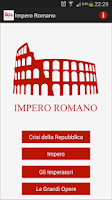 Screenshot of Impero Romano